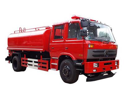 多功能消防灑水車