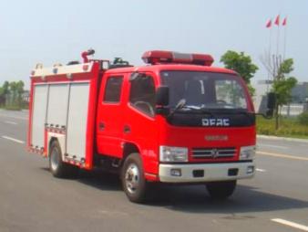 東風水罐消防車(2.5噸)